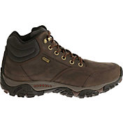Merrell Men's Moab Rover Mid Waterproof Hiking Boots