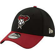 New Era Men's Arizona Diamondbacks 39Thirty Red Stretch Fit Hat