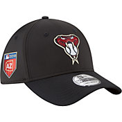 New Era Men's Arizona Diamondbacks 39Thirty PROLIGHT 2018 Spring Training Stretch Fit Hat