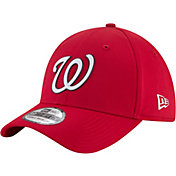 New Era Men's Washington Nationals 39Thirty PROLIGHT Batting Practice Stretch Fit Hat
