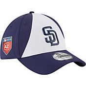 New Era Men's San Diego Padres 39Thirty PROLIGHT 2018 Spring Training Stretch Fit Hat