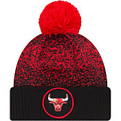 New Era Men's Chicago Bulls On-Court Knit Hat