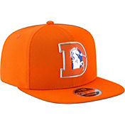 New Era Men's Denver Broncos Color Rush 2017 On-Field 9Fifty Snapback Adjustable Hat