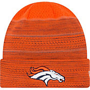 New Era Men's Denver Broncos Sideline 2017 On-Field TD Knit Hat