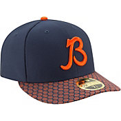 New Era Men's Chicago Bears Sideline 2017 On-Field 59Fifty Fitted Hat