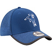 New Era Men's Indianapolis Colts 2017 Training Camp 39Thirty Blue Flex Hat