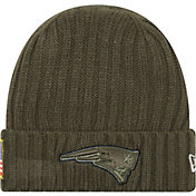 New Era Men's New England Patriots Salute to Service 2017 Knit Hat