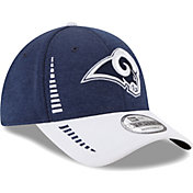 New Era Men's Los Angeles Rams Speed Tech 9Forty Adjustable Hat