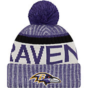New Era Men's Baltimore Ravens Sideline 2017 Team Alt Sport Knit