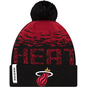 New Era Youth Miami Heat Knit Hat
