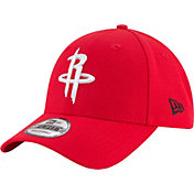 New Era Youth Houston Rockets 9Forty Adjustable Hat