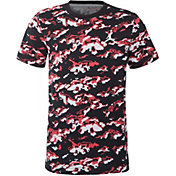 Jordan Boys' All-Over Print Clouds T-Shirt