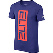 Nike Boys' Dry Elite Graphic Basketball T-Shirt