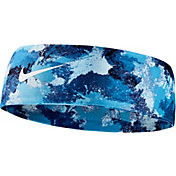 Nike Girls' Printed Fury Headband 2.0
