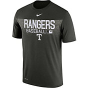 Nike Men's Texas Rangers Dri-FIT Authentic Collection Memorial Day Legend T-Shirt
