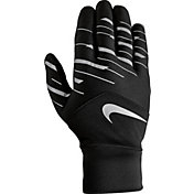 Nike Men's Printed Dry Tempo 360 Flash Running Gloves