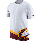 Nike Men's Cleveland Cavaliers Dri-FIT White DNA T-Shirt