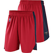 Nike Men's New Orleans Pelicans Dri-FIT Red Practice Shorts