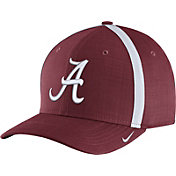 Nike Men's Alabama Crimson Tide Crimson AeroBill Football Sideline Coaches Classic99 Hat