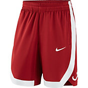 Nike Men's Alabama Crimson Tide Crimson Replica Basketball Shorts