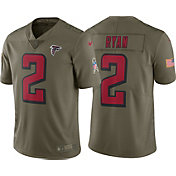 Nike Men's Home Limited Salute to Service Atlanta Falcons Matt Ryan #2 Jersey