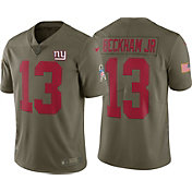 Nike Men's Home Limited Salute to Service New York Giants Odell Beckham Jr. #13 Jersey