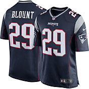 Nike Men's Home Game Jersey New England Patriots LeGarrette Blount #29
