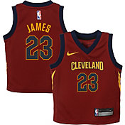 Nike Toddler Cleveland Cavaliers LeBron James #23 Dri-FIT Swingman Jersey