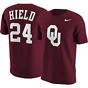 Nike Men's Oklahoma Sooners Buddy Hield #24 Crimson Future Star Replica Basketball Jersey T-Shirt