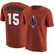 Nike Men's Syracuse Orange Carmelo Anthony #15 Orange Future Star Replica Basketball Jersey T-Shirt