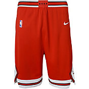 Nike Youth Chicago Bulls Dri-FIT Red Swingman Shorts