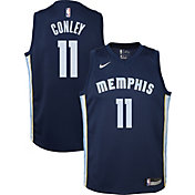 Nike Youth Memphis Grizzlies Mike Conley #11 Navy Dri-FIT Swingman Jersey