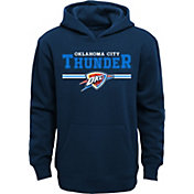 Outerstuff Youth Oklahoma City Thunder Navy Pullover Hoodie