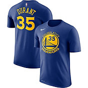 Nike Youth Golden State Warriors Kevin Durant #35 Dri-FIT Royal T-Shirt