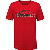 Nike Youth Tampa Bay Buccaneers Legend Icon Performance Red T-Shirt