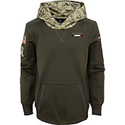 Nike Youth Houston Texans Salute to Service 2017 Therma-FIT Pullover Hoodie