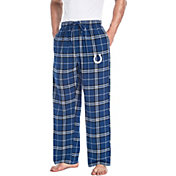 Concepts Sport Men's Indianapolis Colts Huddle Flannel Pants