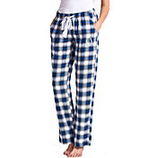 Concepts Sport Women's Indianapolis Colts Forge Fleece Flannel Pants