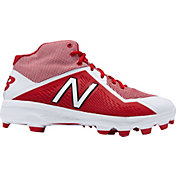 New Balance Men's 4040 V4 Mid TPU Baseball Cleats