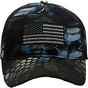 Kryptek Boys' Digital Camo Flag Hat