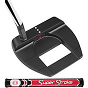 Odyssey O-Works Black Jailbird Mini SL Putter – SuperStroke Mid Slim 2.0 Grip