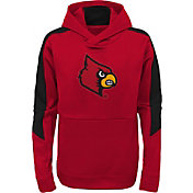 Gen2 Youth Louisville Cardinals Cardinal Red Hyperlink Hoodie