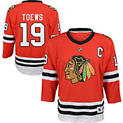 NHL Youth Chicago Blackhawks Jonathan Toews #19 Replica Home Jersey