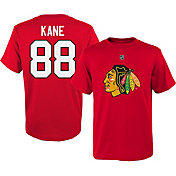 NHL Youth Chicago Blackhawks Patrick Kane #88 Red T-Shirt
