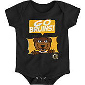 NHL Infant Boston Bruins Mascot Black Onesie