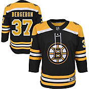 NHL Youth Boston Bruins Patrice Bergeron #37 Premier Home Jersey