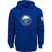 NHL Youth 2018 Winter Classic Buffalo Sabres Crest Blue Pullover Hoodie