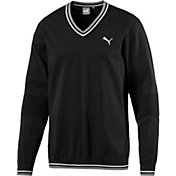 Puma Men's EVOKNIT V-Neck Golf Sweater