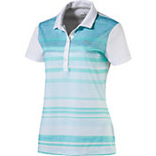 PUMA Women's Depths Golf Polo