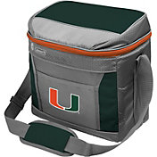 Rawlings Miami Hurricanes 16-Can Cooler
